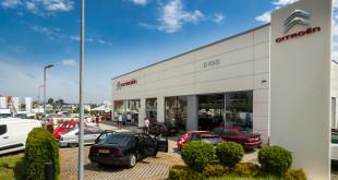 Obchodzy 100-lecia marki Citroen w Citroen JD kulej-03077