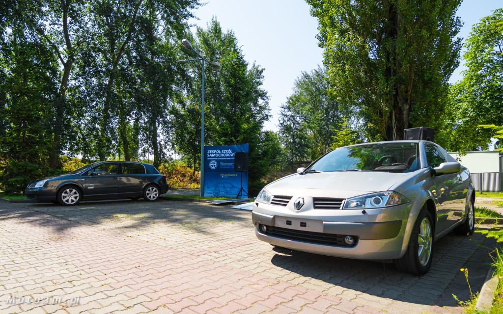 Renault i Grupa Zdunek przekazały Zespołowi Szkół Samochodowych silniki, skrzynię biegów oraz samochody do nauki-03179