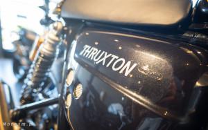 Jeden z 750 motocykli Triumph Thruxton TFC sprzedany w Gdańsku-03466