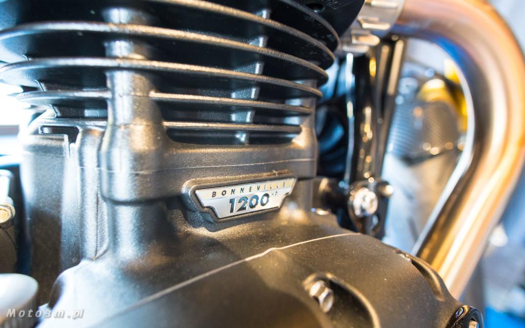 Jeden z 750 motocykli Triumph Thruxton TFC sprzedany w Gdańsku-03472