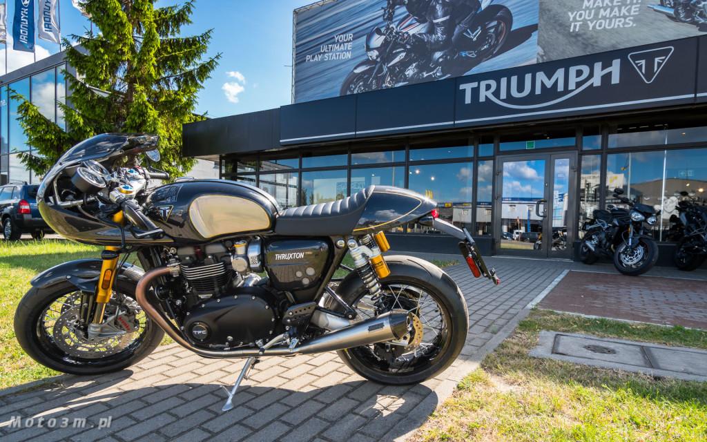 Jeden z 750 motocykli Triumph Thruxton TFC sprzedany w Gdańsku-03492