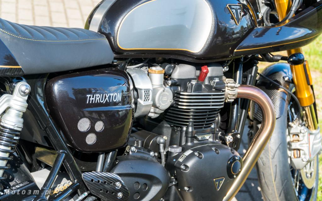 Jeden z 750 motocykli Triumph Thruxton TFC sprzedany w Gdańsku-03497