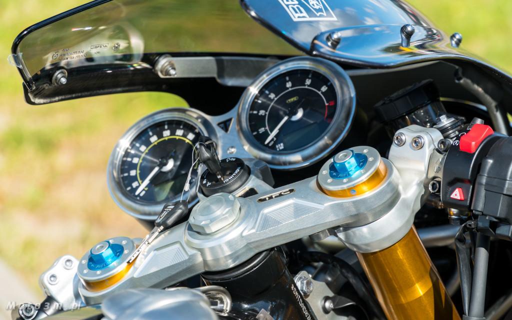 Jeden z 750 motocykli Triumph Thruxton TFC sprzedany w Gdańsku-03498