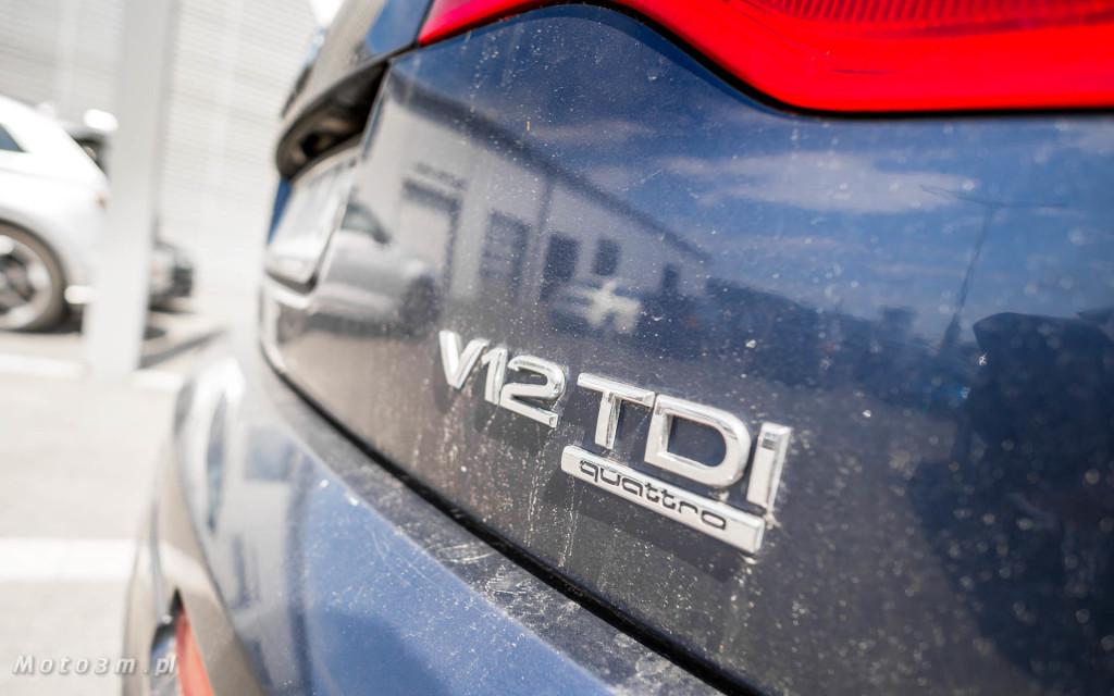 Najpotężniejszy diesel świata w aucie osobowym - Audi Q7 V12 TDi w Audi Centrum Gdańsk-04000