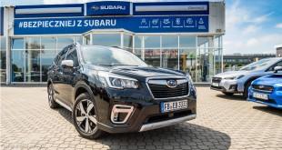 Nowe Subaru Forester V generacji w Subaru Gdańsk - Zdanowicz-04008