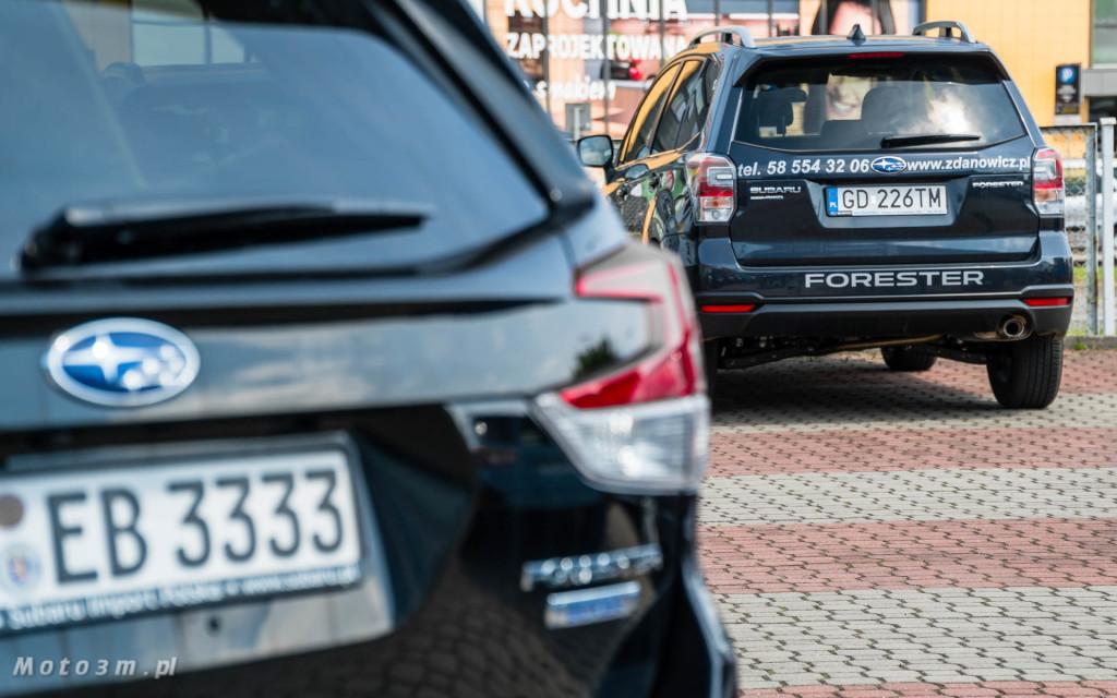 Nowe Subaru Forester V generacji w Subaru Gdańsk - Zdanowicz-04025
