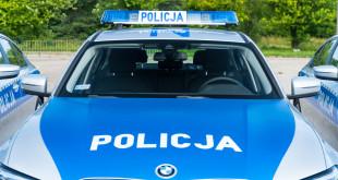 Policyjne radiowozy BMW - oznakowane i nieoznakowane. Policja, garnizon pomorski-04234