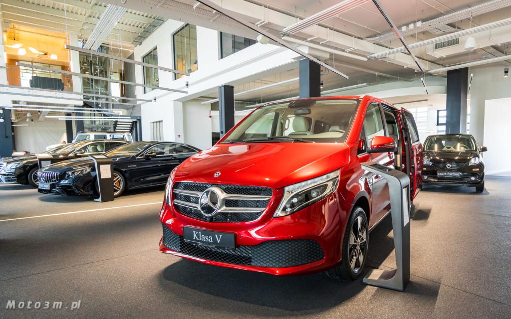 Poliftingowy Mercedes Klasy V oraz Vito w Mercedes-Benz BMG Goworowski-03414