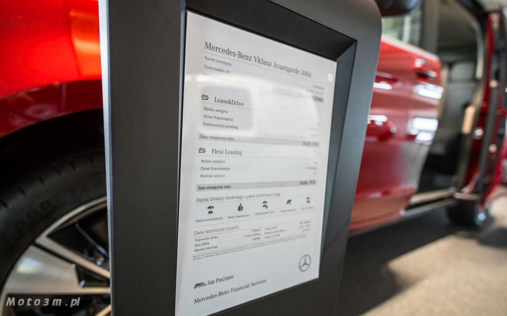 Poliftingowy Mercedes Klasy V oraz Vito w Mercedes-Benz BMG Goworowski-03417