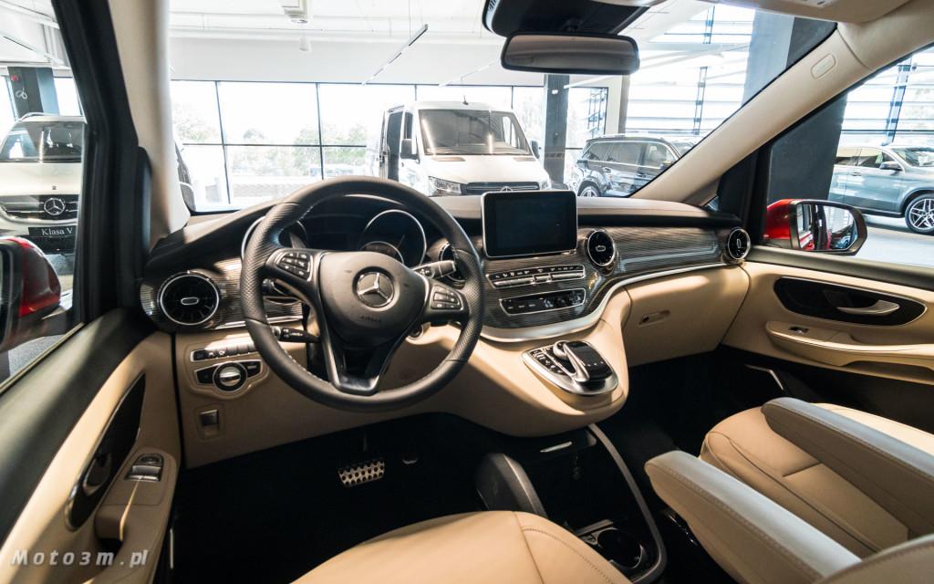 Poliftingowy Mercedes Klasy V oraz Vito w Mercedes-Benz BMG Goworowski-03419