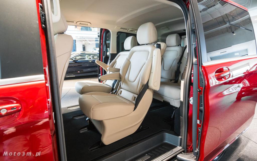 Poliftingowy Mercedes Klasy V oraz Vito w Mercedes-Benz BMG Goworowski-03421