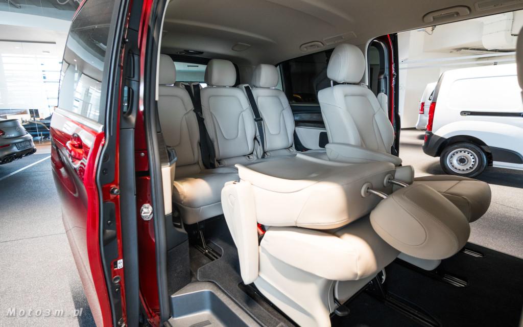 Poliftingowy Mercedes Klasy V oraz Vito w Mercedes-Benz BMG Goworowski-03424