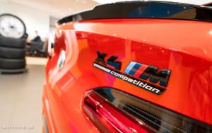 BMW X4 M Competition w BMW Zdunek Gdynia-04956