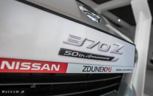 Nissan 370Z 50th Anniversary Edition w Zdunek KMJ Gdynia-04882