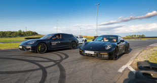 Porsche Experience w ODTJ Autodrom Pomorze w Pszczółkach z Porsche Centrum Sopot-05621