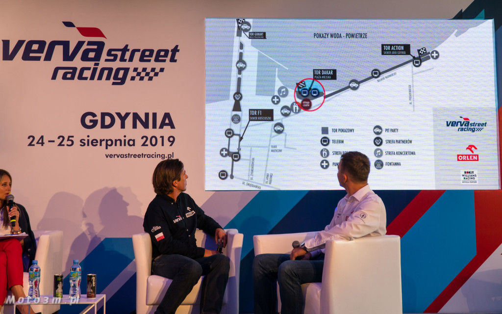 Verva Street Racing w Gdyni - konferencja prasowa -05272