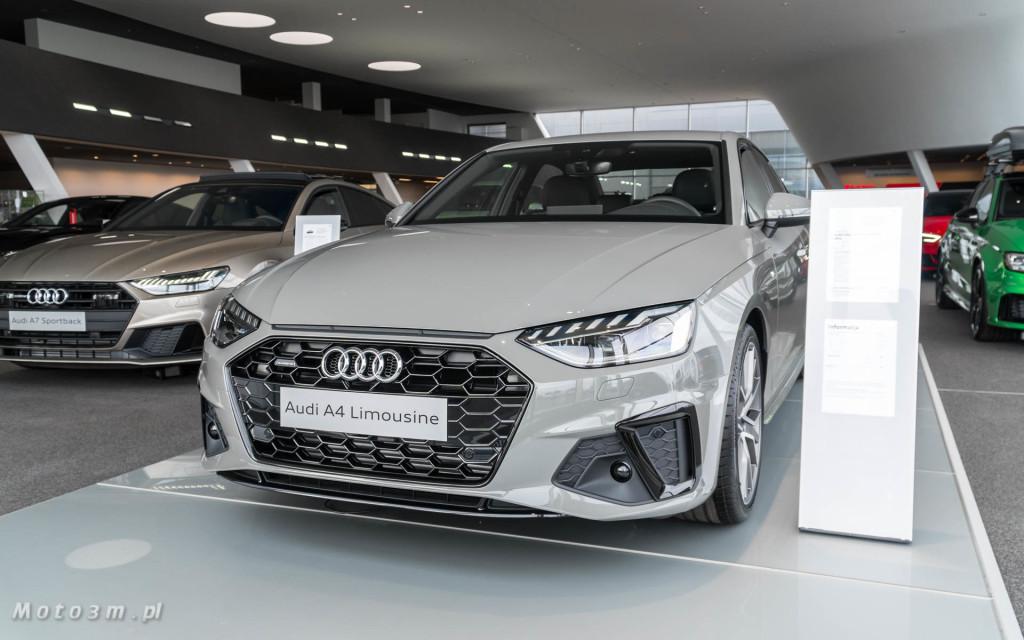 Nowości od Audi - nowe Audi A4 w Audi Centrum Gdańsk-06950