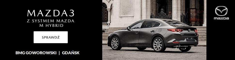 Baner-Mazda-BMG-Goworowski-styczeń-2020-Gdańsk
