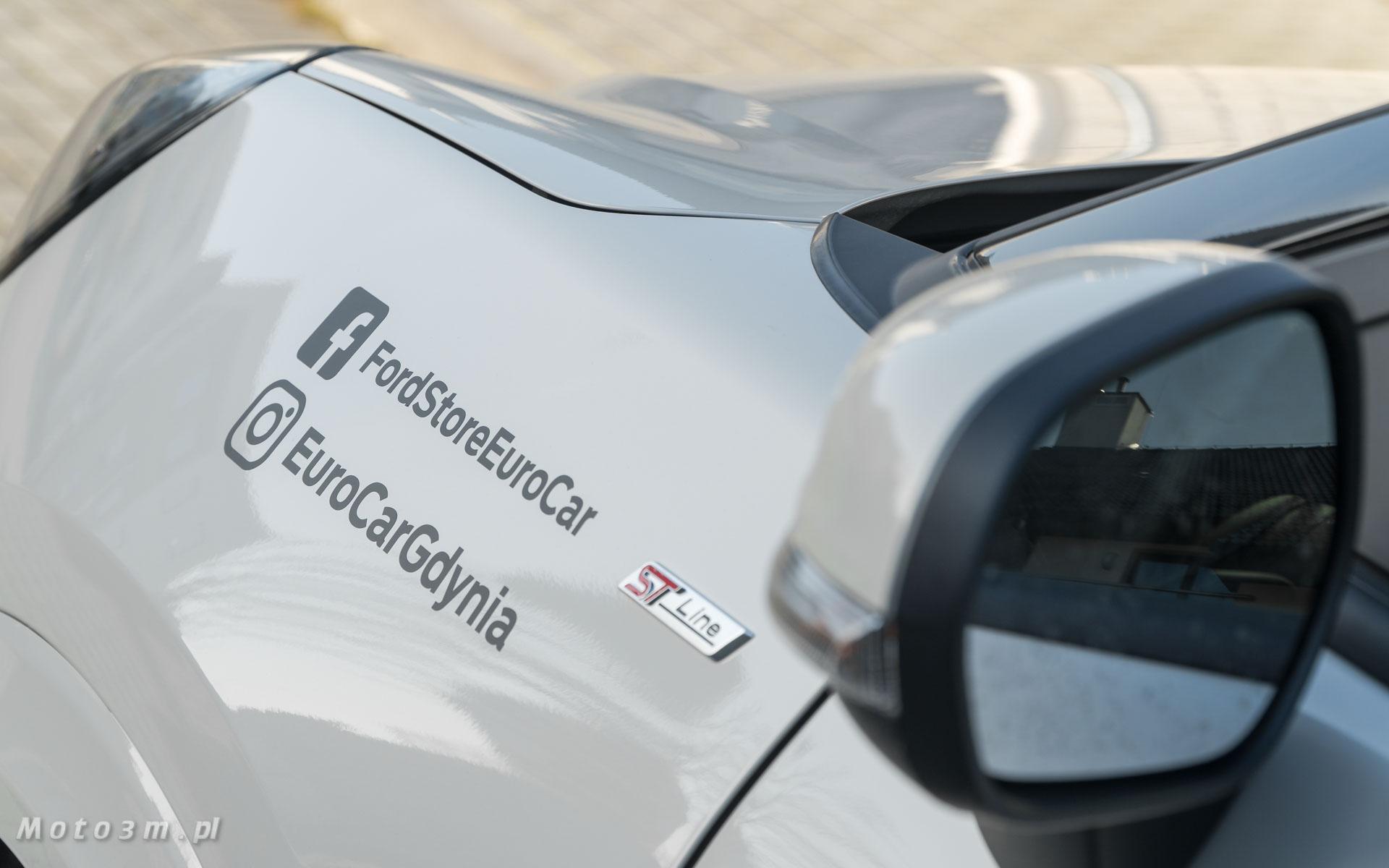 Ford Puma 1.0 EcoBoost mHEV ST Line – modny jak tylko się da