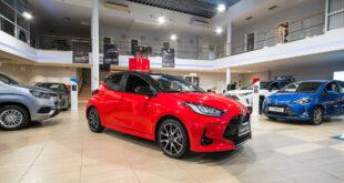 [Moto3m TV] Nowa Toyota Yaris w Toyota Walder – wideoprezentacja