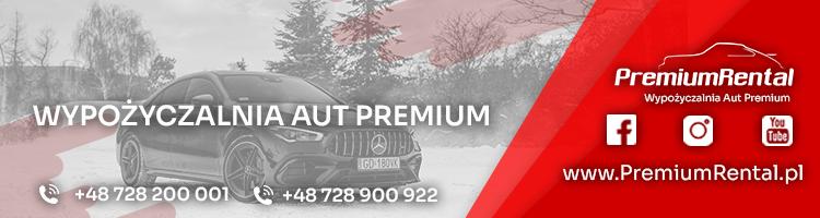 Wypożyczalnia samochodów PremiumRental Gdańsk