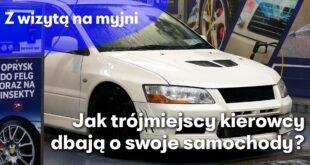 [Moto3m TV] Wiosenne porządki – czyli jak trójmiejscy kierowcy pielęgnują swoje samochody