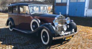 Rolls Royce Silver Wright – opowieść o eksponacie z Gdyńskiego Muzeum Motoryzacji